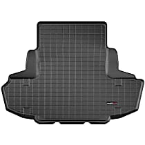 401166 Weathertech DigitalFit Cargo Mat - Black, Thermoplastic, Molded Cargo Liner, Direct Fit, Sold individually