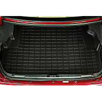 40116 Weathertech DigitalFit Cargo Mat - Black, Thermoplastic, Molded Cargo Liner, Direct Fit, Sold individually