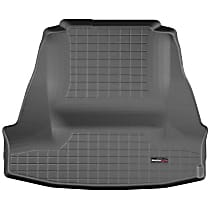 Weathertech CargoTech 401176 Cargo Mat - Black, Made of Rubber, Molded Cargo Liner