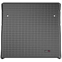 401184 Cargo Liner Series Cargo Mat - Black, Made of Rubber, Molded Cargo Liner, Sold individually