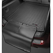 401184SK Cargo Liner Series Cargo Mat - Black, Made of Rubber, Molded Cargo Liner, Sold individually