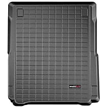 401185 Cargo Liner Series Cargo Mat - Black, Made of Rubber, Molded Cargo Liner, Sold individually