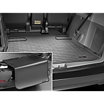 401190SK Cargo Liner Series Cargo Mat - Black, Made of Rubberized/Thermoplastic, Molded Cargo Liner, Direct Fit, Sold individually