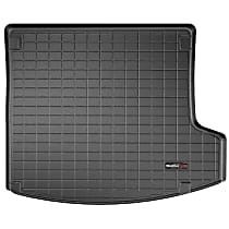 401203 Cargo Liner Series Cargo Mat - Black, Made of Rubber, Molded Cargo Liner, Sold individually