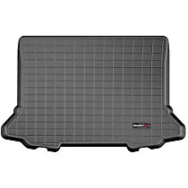 401219 Cargo Liner Series Cargo Mat - Black, Made of Rubber, Molded Cargo Liner, Direct Fit, Sold individually