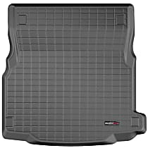 Weathertech Cargo Liner 401222 Cargo Mat - Black, Made of Rubber, Molded Cargo Liner, Direct Fit, Sold individually