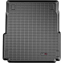 401228 Cargo Liner Series Cargo Mat - Black, Made of Rubber, Molded Cargo Liner, Sold individually