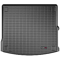 401242 Cargo Liner Series Cargo Mat - Black, Made of Rubber, Molded Cargo Liner, Sold individually