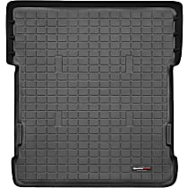 Weathertech DigitalFit 40124 Cargo Mat - Black, Thermoplastic, Molded Cargo Liner, Direct Fit, Sold individually