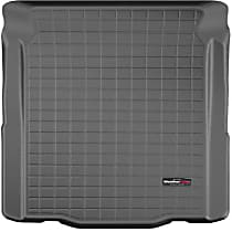 Weathertech Cargo Liner 401261 Cargo Mat - Black, Made of Rubber, Molded Cargo Liner, Direct Fit, Sold individually