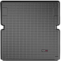 Weathertech Cargo Liner 401262 Cargo Mat - Black, Made of Rubber, Molded Cargo Liner, Direct Fit, Sold individually