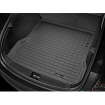 401308 Cargo Liner Series Cargo Mat - Black, Made of Rubber, Molded Cargo Liner, Direct Fit, Sold individually