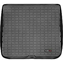 Weathertech DigitalFit 40130 Cargo Mat - Black, Thermoplastic, Molded Cargo Liner, Direct Fit, Sold individually