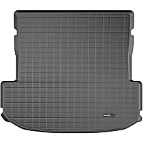 Weathertech Cargo Liner 401312 Cargo Mat - Black, Made of Rubber, Molded Cargo Liner, Direct Fit, Sold individually