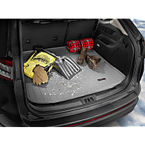 Weathertech Cargo Liner 401312SK Cargo Mat - Black, Made of Rubber, Molded Cargo Liner, Direct Fit, Sold individually