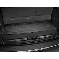 Weathertech Cargo Liner 401330 Cargo Mat - Black, Made of Rubber, Molded Cargo Liner, Direct Fit, Sold individually