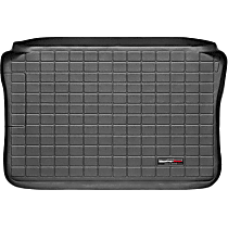 40133 Weathertech DigitalFit Cargo Mat - Black, Thermoplastic, Molded Cargo Liner, Direct Fit, Sold individually
