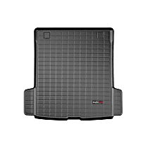 401353 Cargo Liner Series Cargo Mat - Black, Made of Rubber, Molded Cargo Liner, Direct Fit, Sold individually