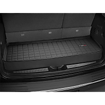 401390 Cargo Liner Series Cargo Mat - Black, Made of Rubber, Molded Cargo Liner, Direct Fit, Sold individually