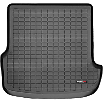 40145 Weathertech DigitalFit Cargo Mat - Black, Thermoplastic, Molded Cargo Liner, Direct Fit, Sold individually