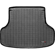 40165 Weathertech DigitalFit Cargo Mat - Black, Thermoplastic, Molded Cargo Liner, Direct Fit, Sold individually
