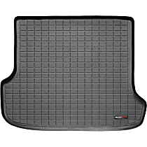 40178 Weathertech DigitalFit Cargo Mat - Black, Thermoplastic, Molded Cargo Liner, Direct Fit, Sold individually