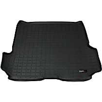 40182 Weathertech DigitalFit Cargo Mat - Black, Thermoplastic, Molded Cargo Liner, Direct Fit, Sold individually