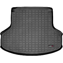 40192 Weathertech DigitalFit Cargo Mat - Black, Thermoplastic, Molded Cargo Liner, Direct Fit, Sold individually