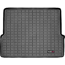 Weathertech DigitalFit 40228 Cargo Mat - Black, Thermoplastic, Molded Cargo Liner, Direct Fit, Sold individually