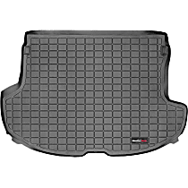 40239 Weathertech DigitalFit Cargo Mat - Black, Thermoplastic, Molded Cargo Liner, Direct Fit, Sold individually