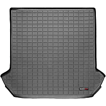 40251 Weathertech DigitalFit Cargo Mat - Black, Thermoplastic, Molded Cargo Liner, Direct Fit, Sold individually