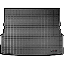 40253 Weathertech DigitalFit Cargo Mat - Black, Thermoplastic, Molded Cargo Liner, Direct Fit, Sold individually