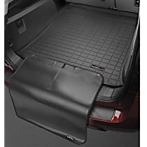 40253SK Cargo Liner Series Cargo Mat - Black, Made of Rubber, Molded Cargo Liner, Sold individually