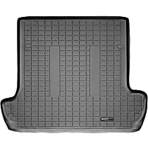 Weathertech DigitalFit 40258 Cargo Mat - Black, Thermoplastic, Molded Cargo Liner, Direct Fit, Sold individually