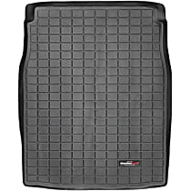 40261 Weathertech DigitalFit Cargo Mat - Black, Thermoplastic, Molded Cargo Liner, Direct Fit, Sold individually