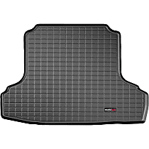 40313 Weathertech DigitalFit Cargo Mat - Black, Thermoplastic, Molded Cargo Liner, Direct Fit, Sold individually