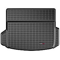 40329 Weathertech DigitalFit Cargo Mat - Black, Thermoplastic, Molded Cargo Liner, Direct Fit, Sold individually