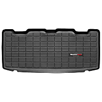 40340 Weathertech DigitalFit Cargo Mat - Black, Thermoplastic, Molded Cargo Liner, Direct Fit, Sold individually