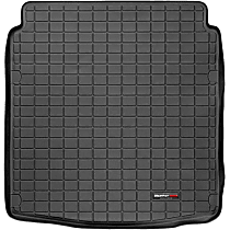 40388 Weathertech DigitalFit Cargo Mat - Black, Thermoplastic, Molded Cargo Liner, Direct Fit, Sold individually