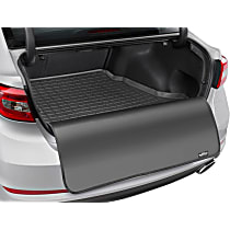 40388SK Weathertech DigitalFit Cargo Mat - Black, Thermoplastic, Molded Cargo Liner, Direct Fit, Sold individually