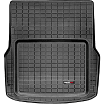 40393 Weathertech DigitalFit Cargo Mat - Black, Thermoplastic, Molded Cargo Liner, Direct Fit, Sold individually