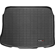 40394 Weathertech DigitalFit Cargo Mat - Black, Thermoplastic, Molded Cargo Liner, Direct Fit, Sold individually
