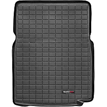40430 Weathertech DigitalFit Cargo Mat - Black, Thermoplastic, Molded Cargo Liner, Direct Fit, Sold individually