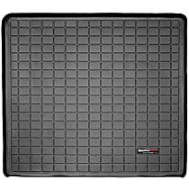 Weathertech DigitalFit 40440 Cargo Mat - Black, Thermoplastic, Molded Cargo Liner, Direct Fit, Sold individually