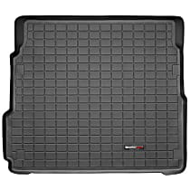 Weathertech DigitalFit 40447 Cargo Mat - Black, Thermoplastic, Molded Cargo Liner, Direct Fit, Sold individually