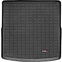 40466 Weathertech DigitalFit Cargo Mat - Black, Thermoplastic, Molded Cargo Liner, Direct Fit, Sold individually