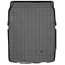40467 Weathertech DigitalFit Cargo Mat - Black, Thermoplastic, Molded Cargo Liner, Direct Fit, Sold individually