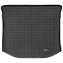 40469 Weathertech DigitalFit Cargo Mat - Black, Thermoplastic, Molded Cargo Liner, Direct Fit, Sold individually