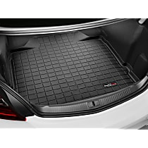 40472 Weathertech DigitalFit Cargo Mat - Black, Thermoplastic, Molded Cargo Liner, Direct Fit, Sold individually