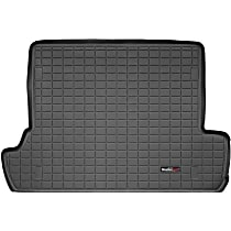 Weathertech DigitalFit 40486 Cargo Mat - Black, Thermoplastic, Molded Cargo Liner, Direct Fit, Sold individually